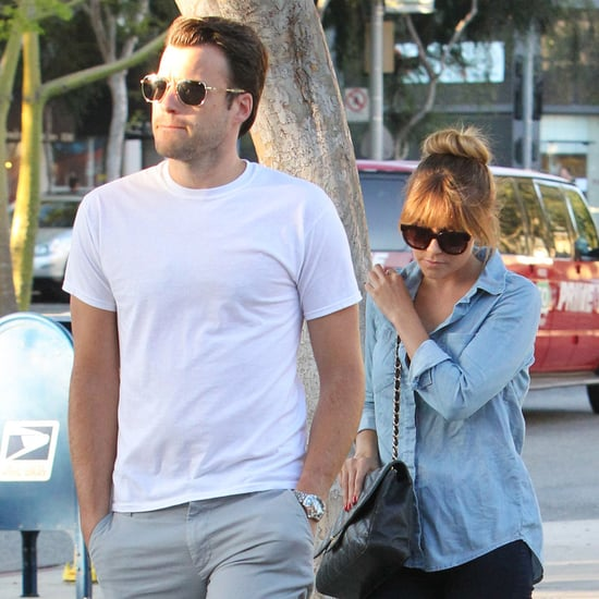Lauren Conrad and William Tell in West Hollywood | Photos