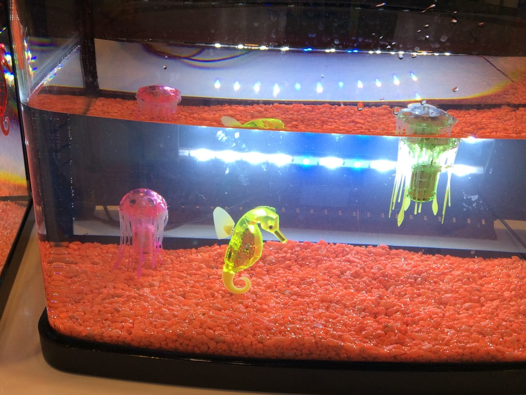 Hexbug Aquabots Jellyfish and Seahorse