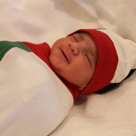 Babies Born on 46th UAE National Day