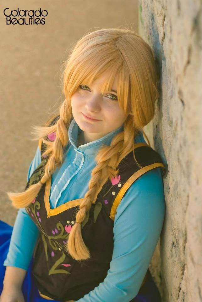 Anna  Frozen Halloween Costumes For Women  Popsugar -7017