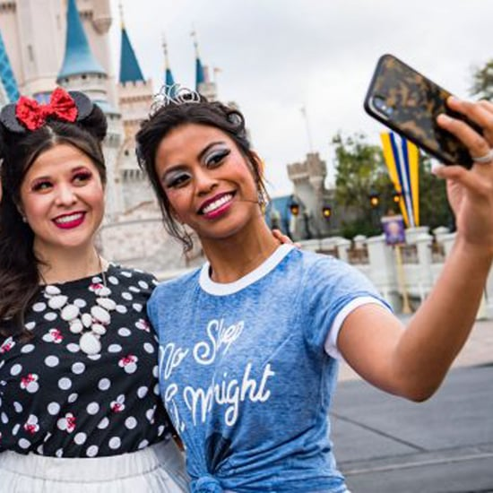 Disney World Adult Princess Makeovers