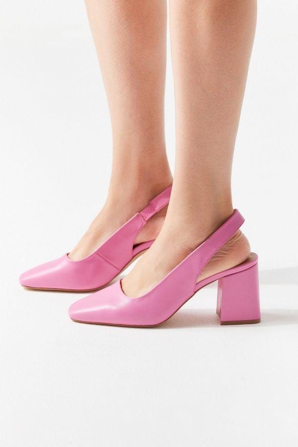 UO Rachel Slingback Heels