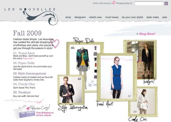 Fab Site: Les Nouvelles