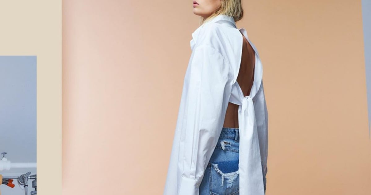 The Lowdown on the Sustainable Denim Brands That Are Literally Saving Water