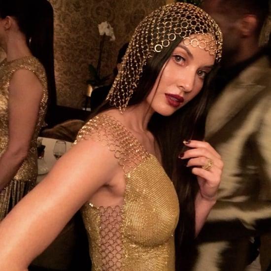 Olivia Munn's H&M Met Gala Dress 2018