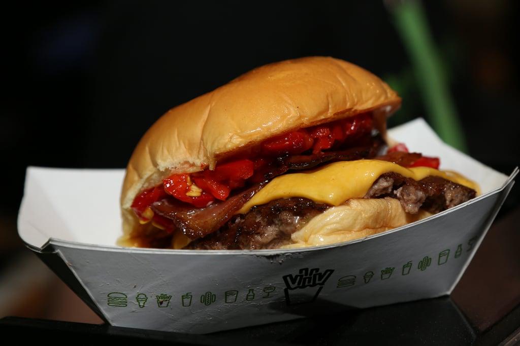 Shake Shack Bacon Cheeseburger