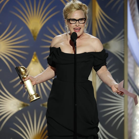 What Did Patricia Arquette Say at the 2019 Golden Globes?