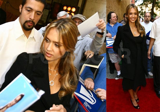 Jessica Alba Is Ready For Her Comedic Debut