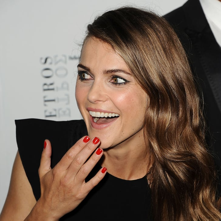 Celebrity Nail Artist: Celebrity Nails From The Red Carpet