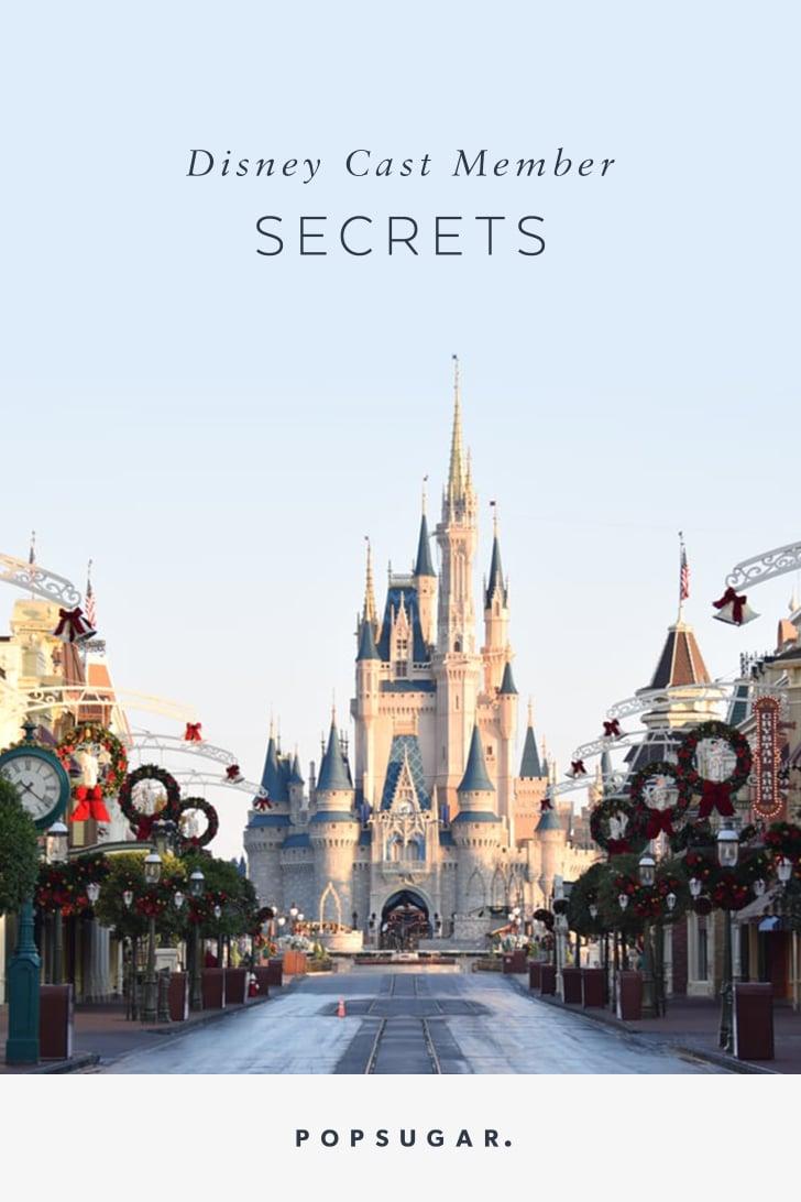 Disney Cast Member Secrets