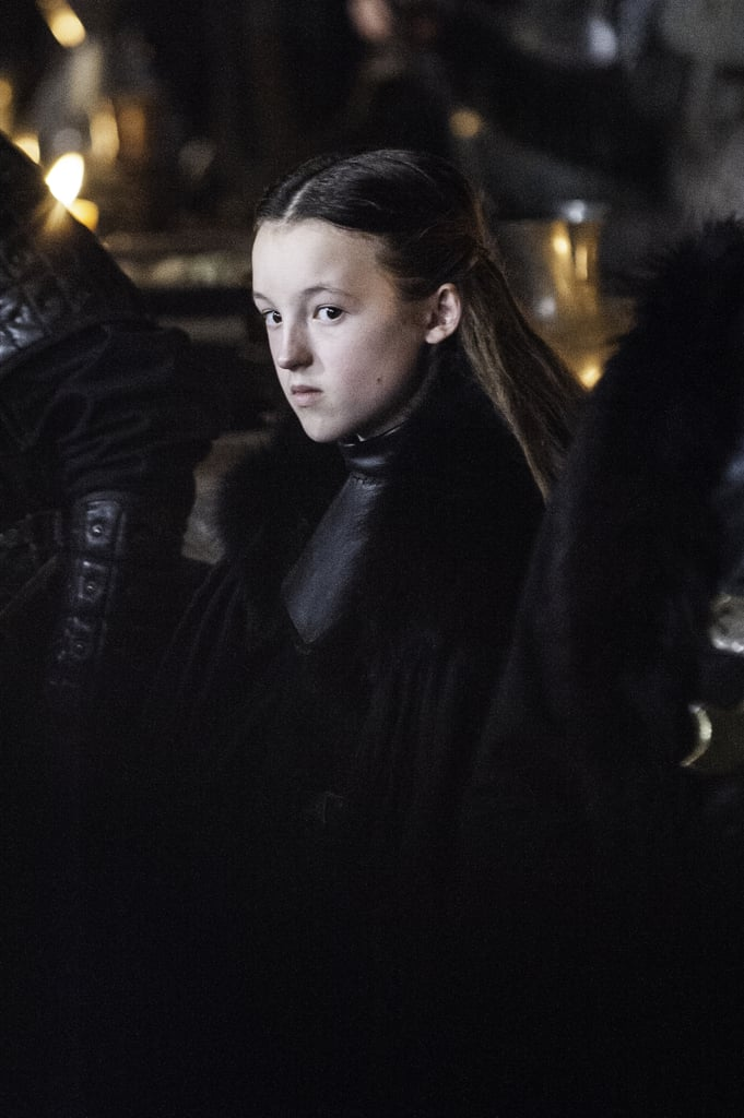 Lyanna Mormont From Game of Thrones