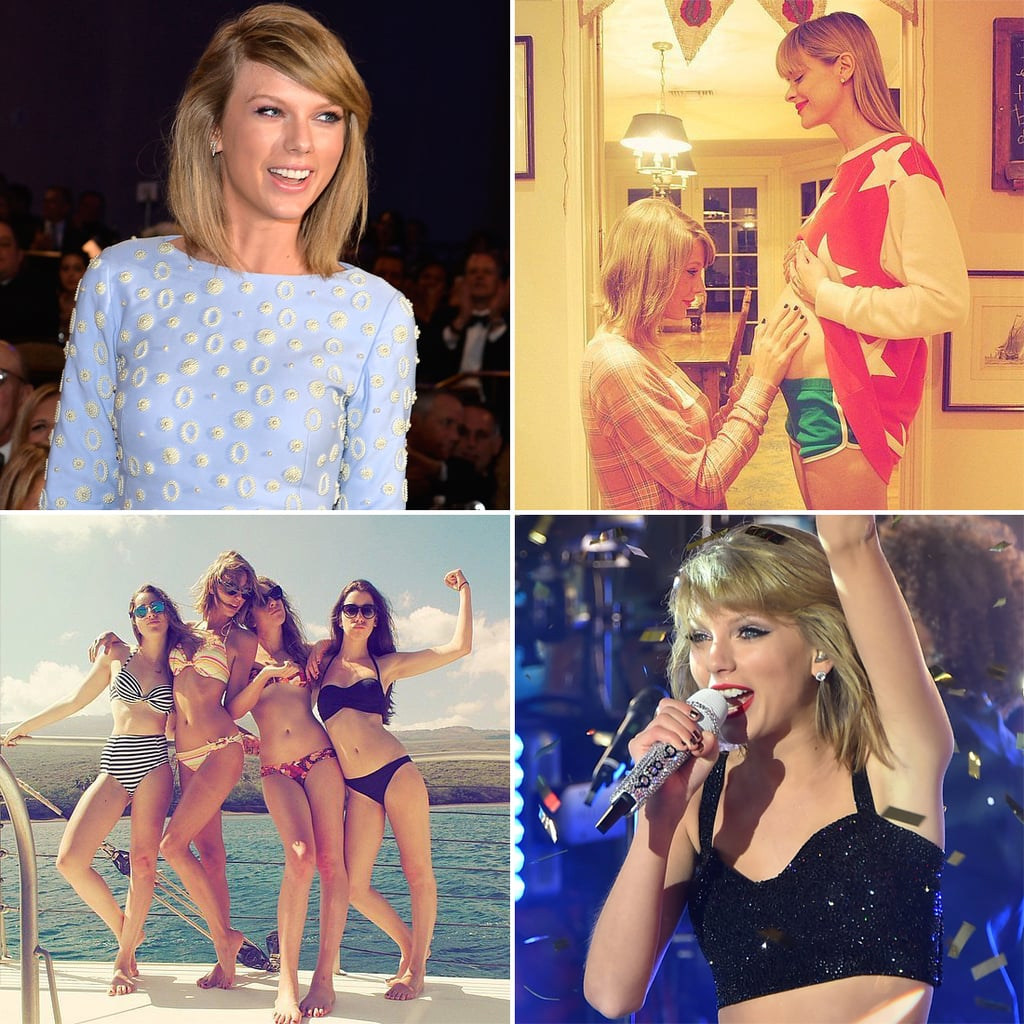 Taylor Swift Is Already Having the Best Year Ever
