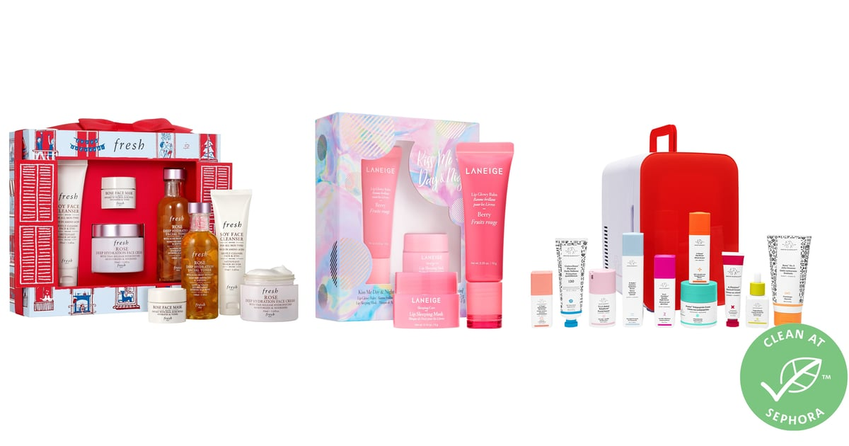 The Year's Best Skincare Gift Sets Come With Major Savings -and You Need Them