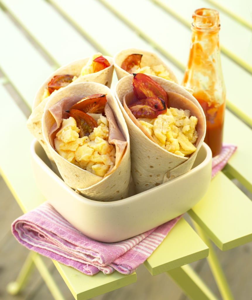 Mexican Egg Wrap