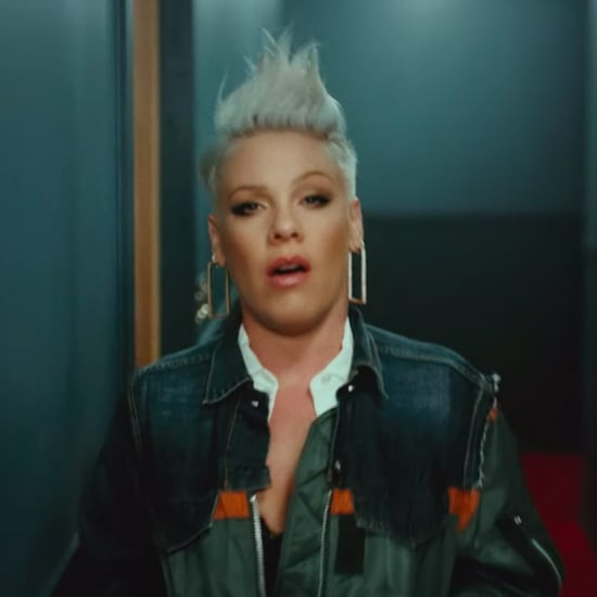 "Watch Pink and Khalid's ""Hurts 2B Human"" Music Video"