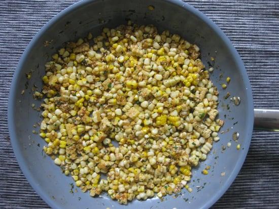 Corn and Cotija Salad Recipe