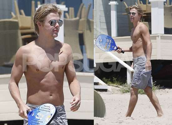 Photos of Shirtless Derek Hough From Dancing With the Stars Rumoured Cheryl Cole Next New Boyfriend After Divorce From Ashley