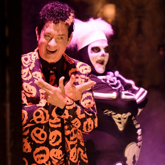 Tom Hanks's David Pumpkins Skit on Saturday Night Live