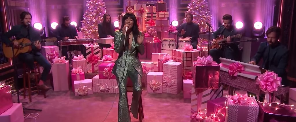 """Kacey Musgraves Performs """"Glittery"""" on Jimmy Fallon Video"""