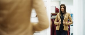 Touchscreen Mirrors Coming to a Dressing Room Near You