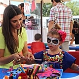 Ali Landry and Estela Craft For a Cause