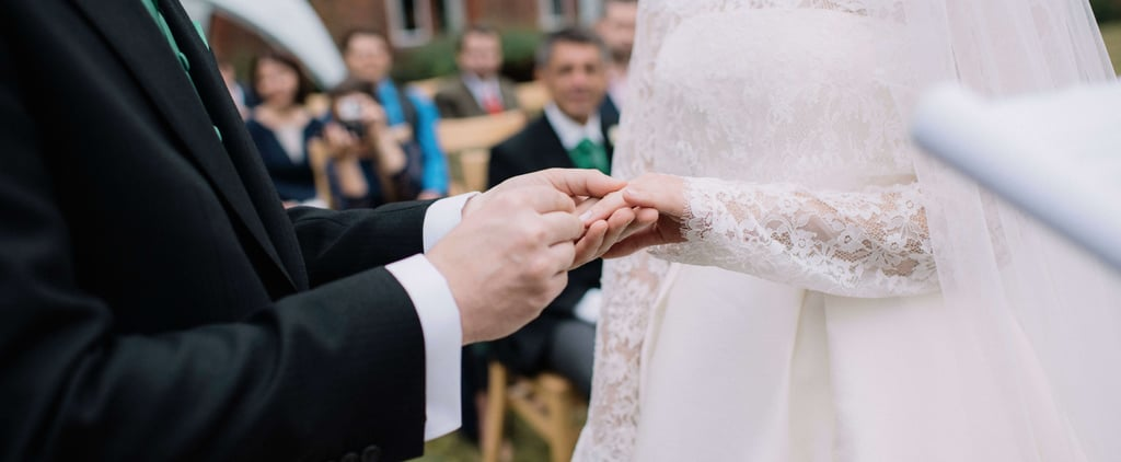 How I Married the Best Man at My First Wedding — and Learned to Live With a Bachelor