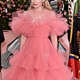 Emma Roberts Taking Influence From Chanel at the Met Gala