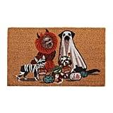 Costume Pups Doormat