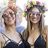 Coachella Hair and Makeup Pictures 2016