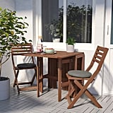 ÄPPLARÖ Gateleg Table
