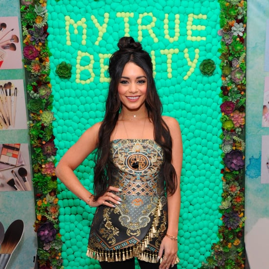 Vanessa Hudgens Beauty Interview 2017