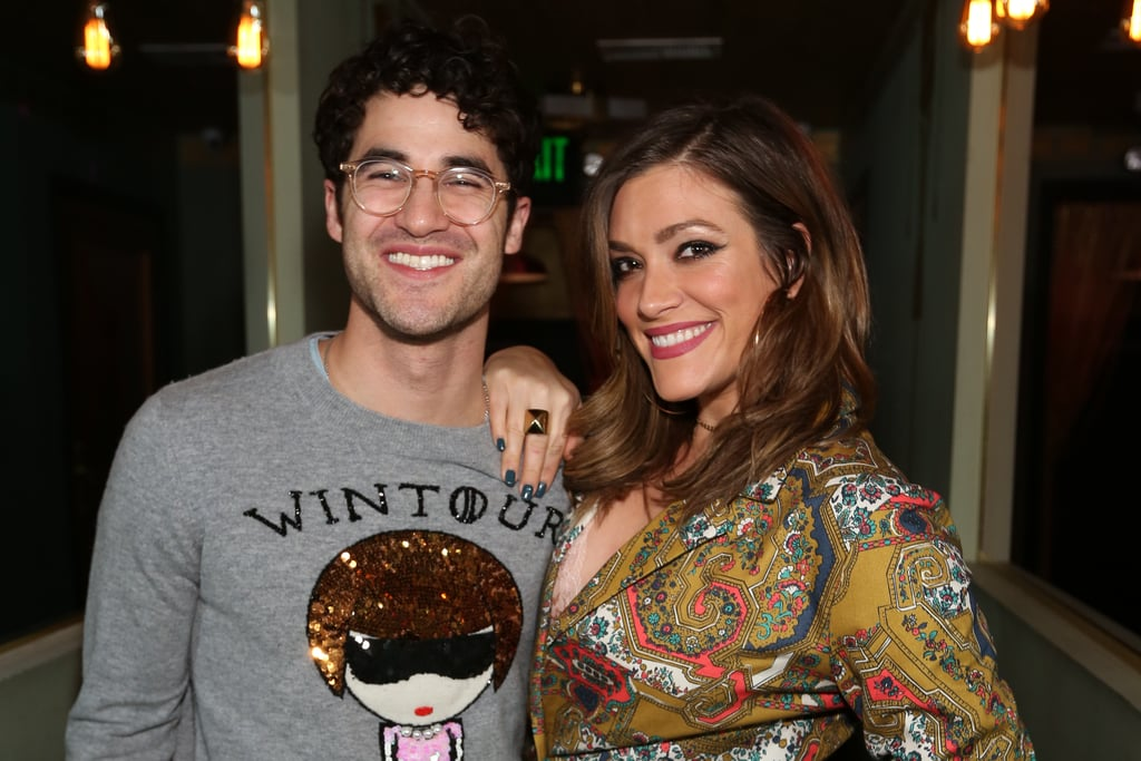 "Darren Criss and his wife, Mia Swier, are too cute. The couple officially tied the knot during a fun-filled wedding in February 2019, but they've managed to keep their relationship low-key since they first started dating in 2010. ""Oh yeah, we've been together a long time,"" Darren revealed when asked about Mia, a writer and producer, in 2013. ""I didn't know I was going to be on TV when we started dating.""  The 33-year-old Hollywood actor and Golden Globe winner has shared just a few snaps of him and Mia, 34, on Instagram in addition to their adorable red carpet moments over the years. Based on their wide-eyed smiles and public displays of affection, these two are clearly smitten with each other. Ahead, check out photos of their sweet romance — each one will make your heart smile with glee.      Related:                                                                                                           Prepare to Have Your Darren Criss Obsession Reignited With These Snaps"
