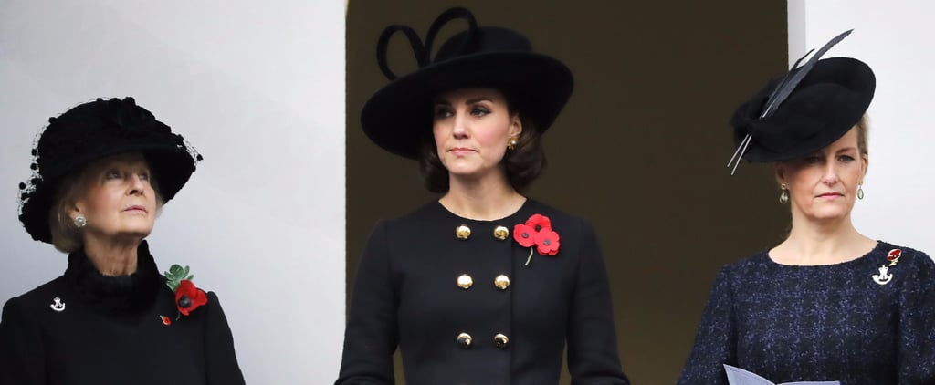 Kate Middleton's Earrings Are a Ray of Sunshine on a Cloudy Day