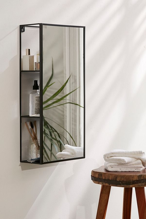 Cubiko Storage Mirror