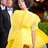 Pictured: Solange Knowles