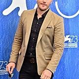 Chris Pratt at Venice Film Festival 2016 | Pictures