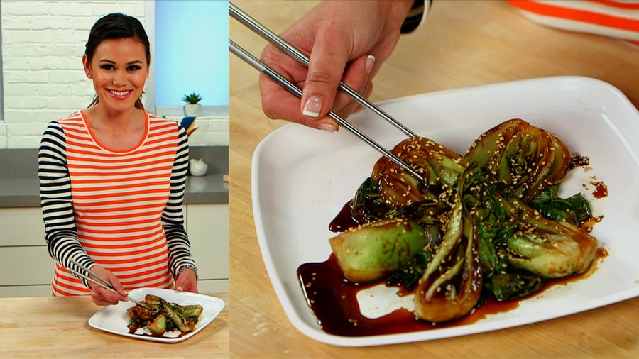 Sesame Bok Choy: A Savory, Healthy Side Dish