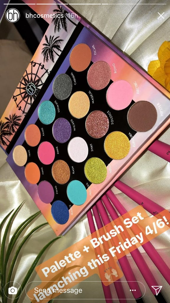 Weekend Festival 20 Color Shadow Palette by BH Cosmetics #19