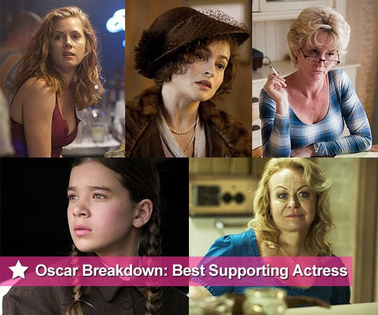 2011 Best Supporting Actress Oscar Nominee Breakdowns and Chances of Winning