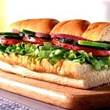 Subway: Veggie Delite Sandwich