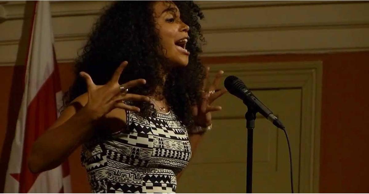 Elizabeth Acevedo S Poem Quot Hair Quot Takes On Beauty Standards
