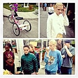 Jaime King shared some behind-the-scenes photos of Hart of Dixie. Source: Instagram user jaime_king