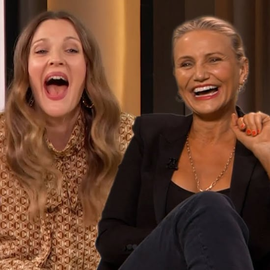 Watch Lucy Liu and Cameron Diaz on The Drew Barrymore Show