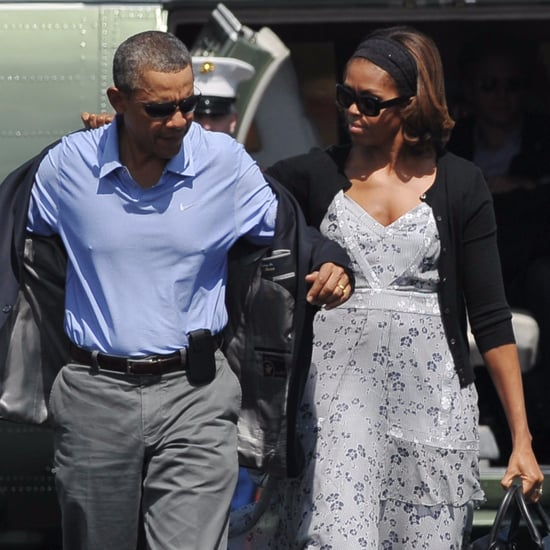 Michelle Obama Vacation Dresses