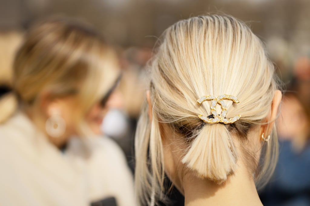 Spring 2020 Hairstyle Trend: Accessories —With a Twist