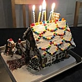 Make gingerbread houses either as a family or as part of a competition.