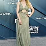 Dakota Fanning at the 2020 SAG Awards