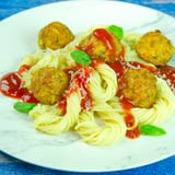 Kenwood Veggie Meatballs Recipe