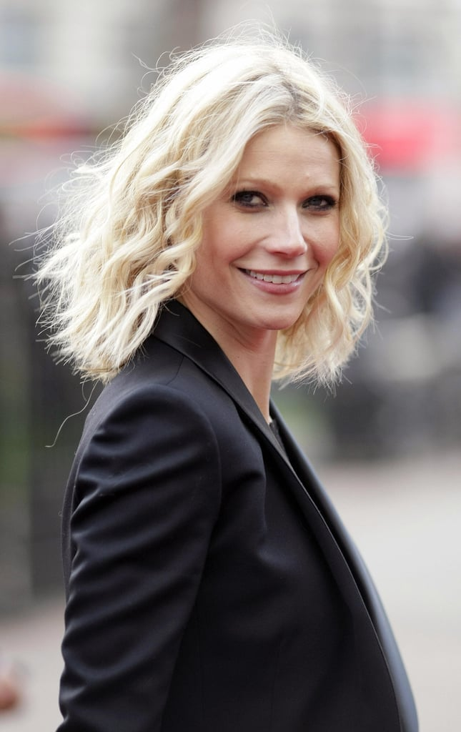 Gwyneth surprised us all when she debuted her short cut at the London Iron Man premiere in 2008.