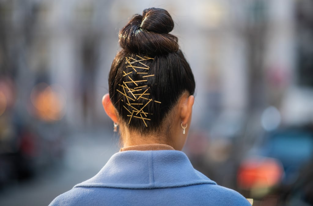 2020 Hairstyle Trend: Lived-In Updos